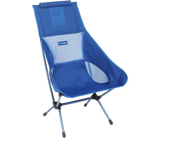 Helinox Chair Two, blue block/navy